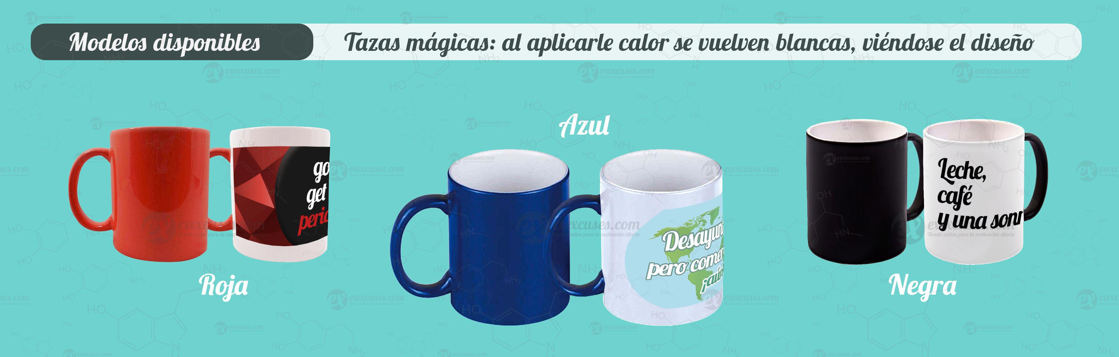 Taza blanca o m gica leche caf y una sonrisa for Modelos de tazas